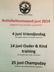 bonjaksy-academy_activiteitenmaand-juni-2014