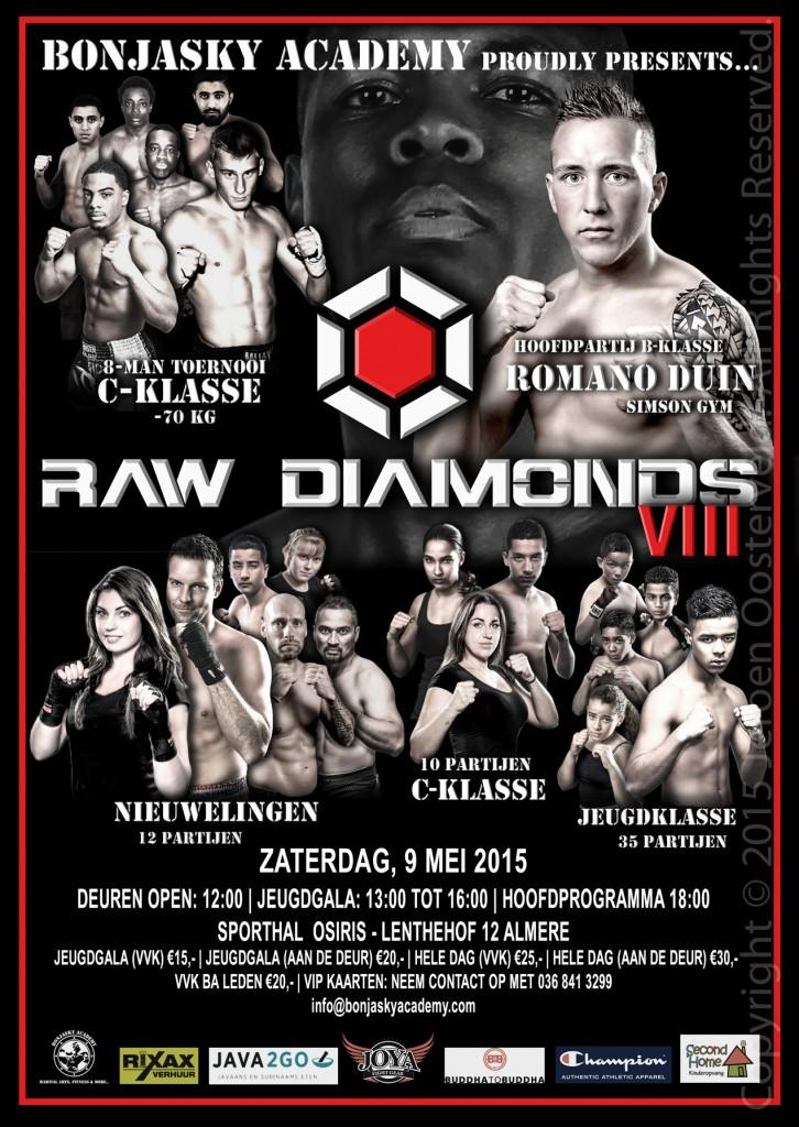 Raw_Diamonds_VIII_Poster